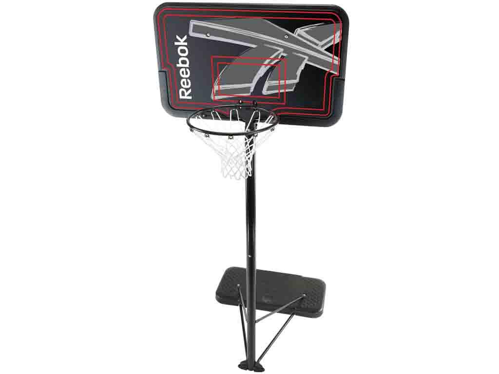 Fitness.de Reebok Basketball-Korb Modell 51259